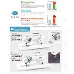 LH-3578A Double Needle Lock Stitch Sewinf 3