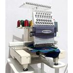 1501 Single Head Embroidery Machine, 15 Colors 3