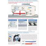 LU-2810A-7 Europe Gauge Direct-drive, 1-needle 3