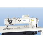 LU-2266N-7 (2-needle) Long-arm, Unison-feed, Lockstitch Machine with Vertical-axis Large Hook