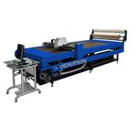 AUTOMATIC FABRIC CUTTING TABLE