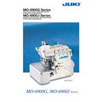 MO-6900J TOP FEED Industrial Serger / Overlock 3