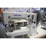 Heavy Duty Long Arm Lock Stitch Sewing Machine 3