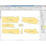 BLUTEC CAD Pattern Design and Editing Software