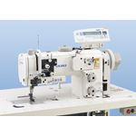 LU-2212N-7 High-speed, 1-needle, Unison-feed, Lockstitch, Machine with Vertical-axis Large Hook
