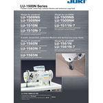JUKI SEWING MACHINE LU-1560N-7