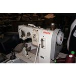 1291-1 AUTOMATIC POST BED NEEDLE FEED USED INDUSTRIAL SEWING MACHINE