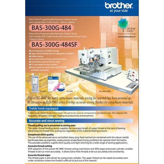 Programmable Pattern Sewing Machine-used 2
