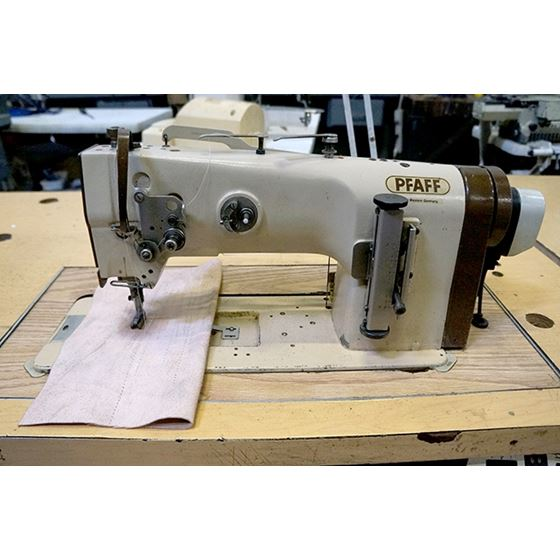 1245 Automatic Walking Foot Leather 3