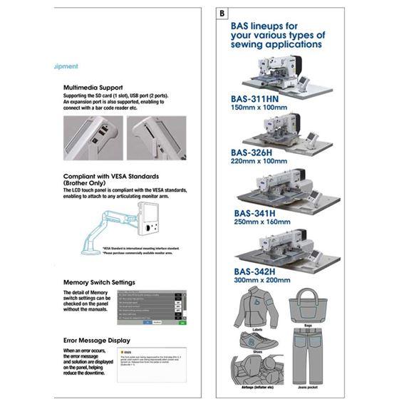 Programmable Electronic Pattern Sewing Machine 3