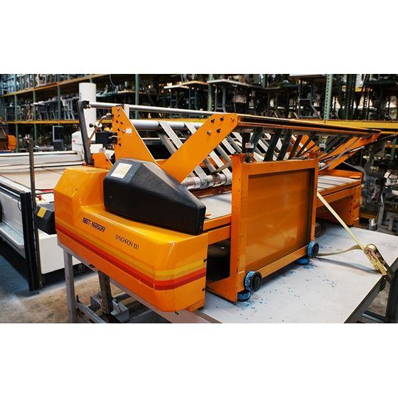 SYNCHRON 100 AUTOMATIC SPREADING MACHINE