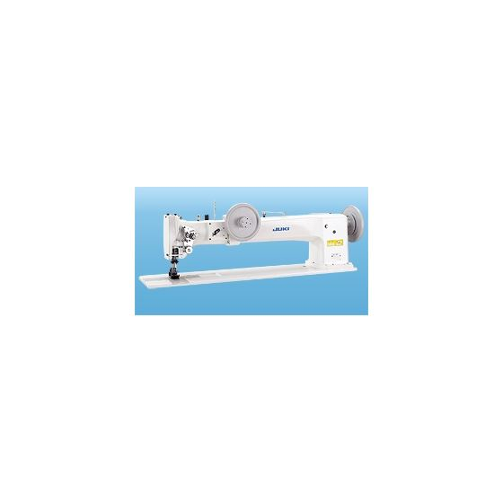 JUKI LG-158-1 (1-needle) Long-arm, Unison-feed, Lockstitch Machine with Vertical-axis Large Hook