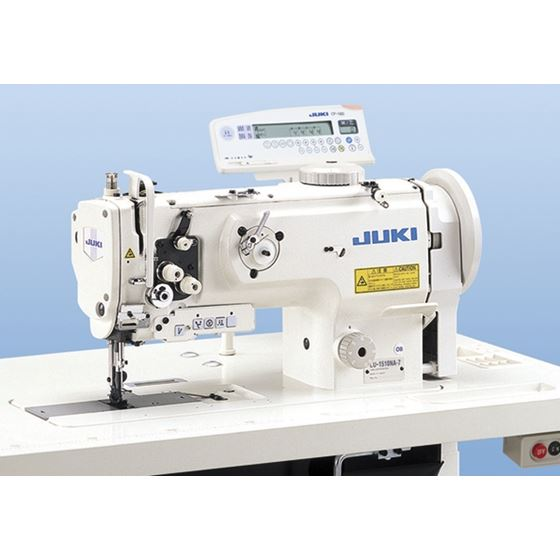 LU-1510NA-7 1-needle, Unison-feed, Lockstitch, Machine with Vertical-axis Large Hook