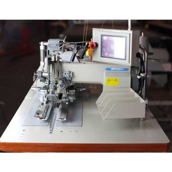PLY-E7191 POCKET WELT INDUSTRIAL SEWING MACHINE 3
