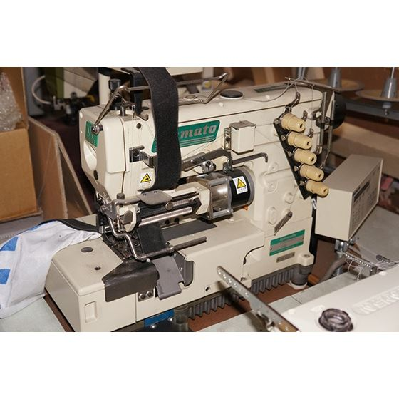 VF 2529 Automatic Coverstitch Machine