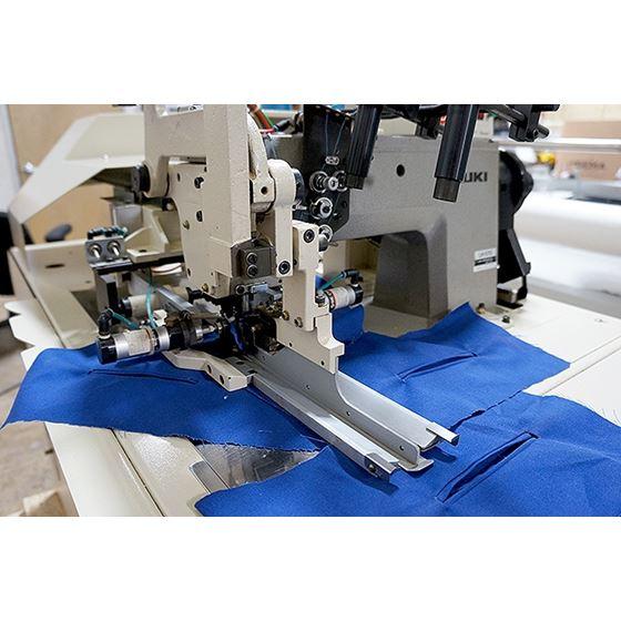 APW-192 Automatic Pocket Welt Sewing Machine