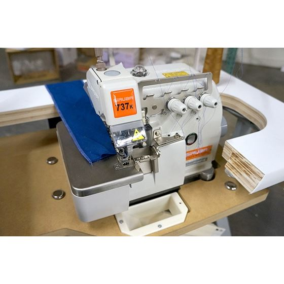 737K Three Thread Industrial Serger 3