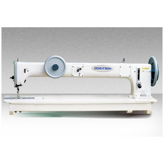 GA263 Flat Bed Super Long Arm, Heavy Duty Sewing M