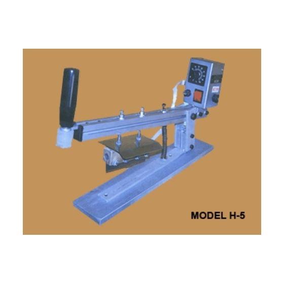 SHEFFIELD H-5 Manual Production Hot Cutter Machine