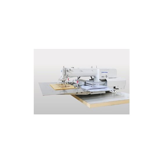 JK-T5030 CNC Programmable Pattern Sewing Machine with 500mm x 300mm Sewing Field