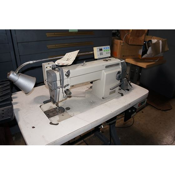 LS2-1180-1 Automatic Single Needle Machine