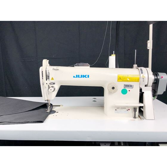 JUKI MP-200N SADDLE STITCHING PINPOINT MACHINE