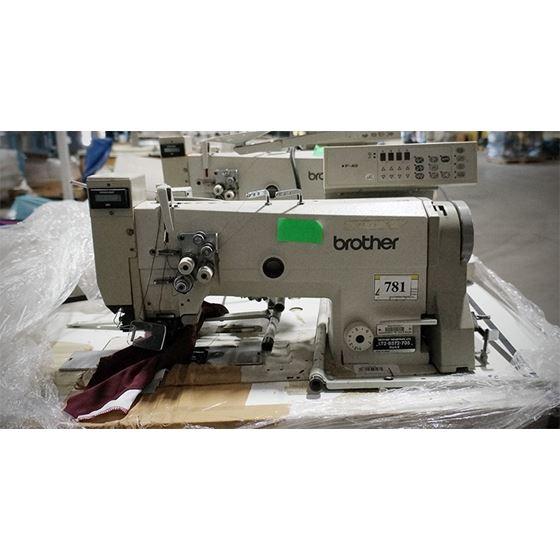 DOUBLE NEEDLE LOCKSTITCH SEWING MACHINE 3