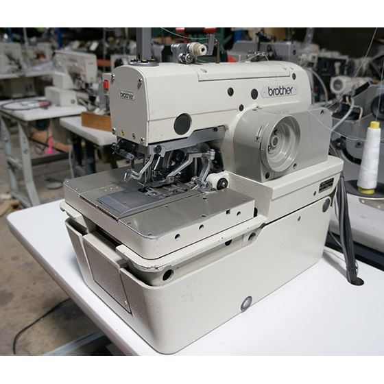RH-9800-2 Electronic Keyhole Sewing