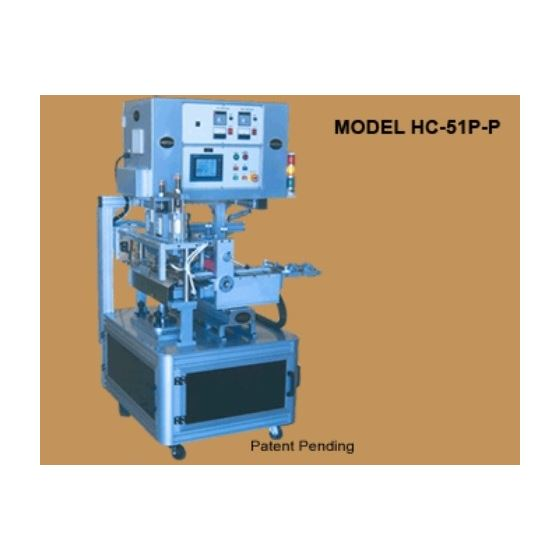 HC-51P-P Hot/Cold Multifunction Hole Punch Machine