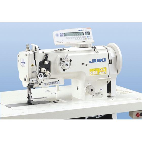 LU-1511N-7 Gauge (metric) 1-needle, Unison-feed, Lockstitch Machine with Vertical-axis Large Hook