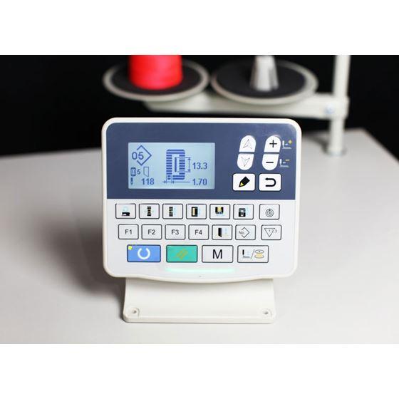 ELECTRONIC BUTTON SEWING MACHINE 03