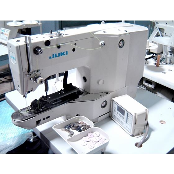 LK-1903 Electronic Lockstitch Button Sewing Machin