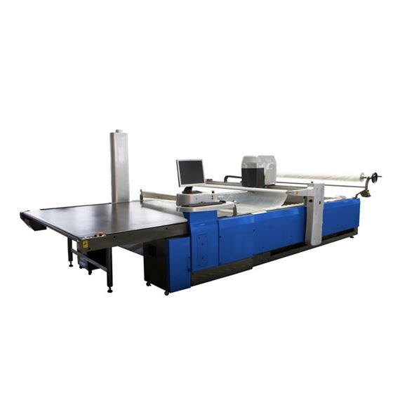 High-Ply Fabric Cutter DX-1707