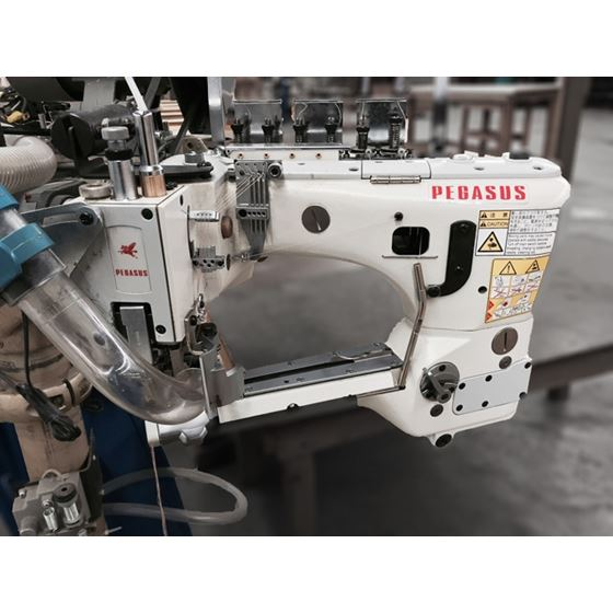 FS-713 FLAT SEAMER SEWING MACHINE