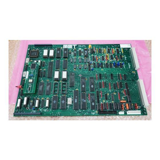 Cutter Parts MCC Circuit Board