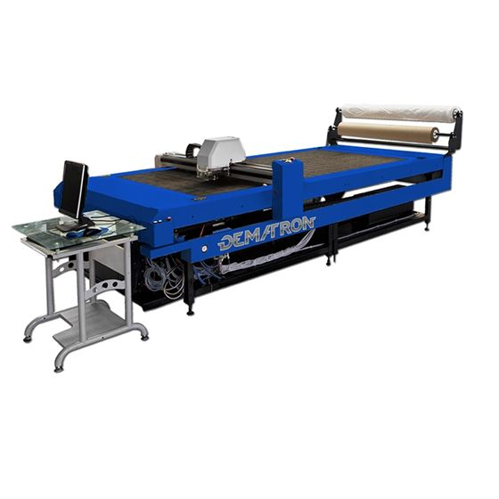 AUTOMATIC FABRIC CUTTER