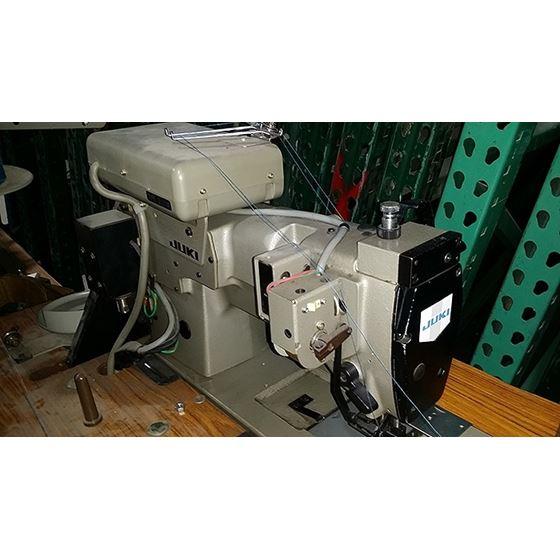 LH-1172-5 DOUBLE NEEDLE MACHINE