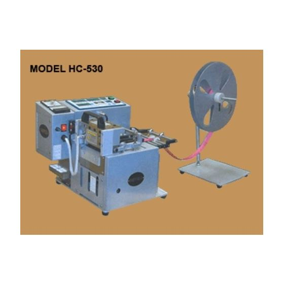 SHEFFIELD HC-810 Strip Cutter Machine