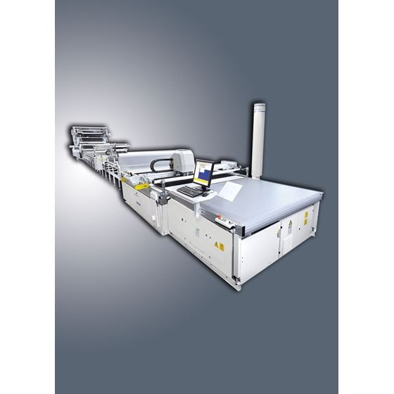 cnc fabric cutter Bullmer 01