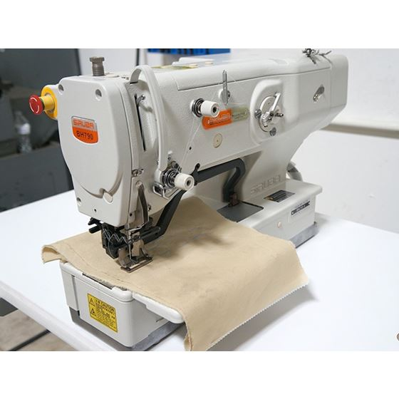 BH790 ELECTRONIC LOCKSTITCH BUTTON HOLE SEWING 3