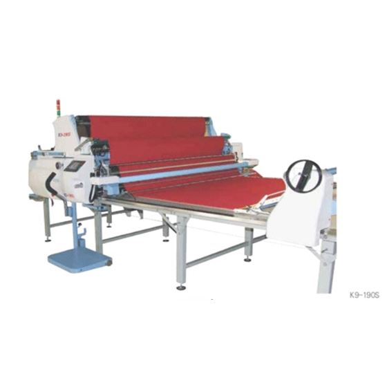 KNIT AND WOVEN SPREADING MACHINE
