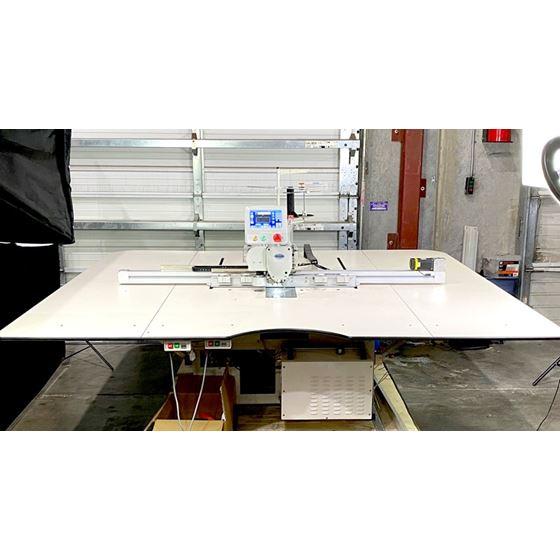 UPHOLSTERY CNC Sewing Machine