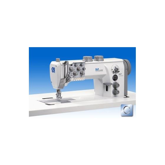 867-290322 DOUBLE NEEDLE WALKING FOOT SEWING MACHI