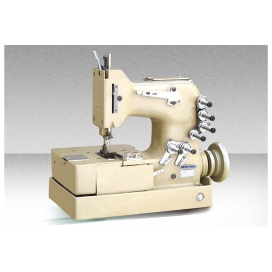Heavy Duty Double Needle Bag Sewing Machine