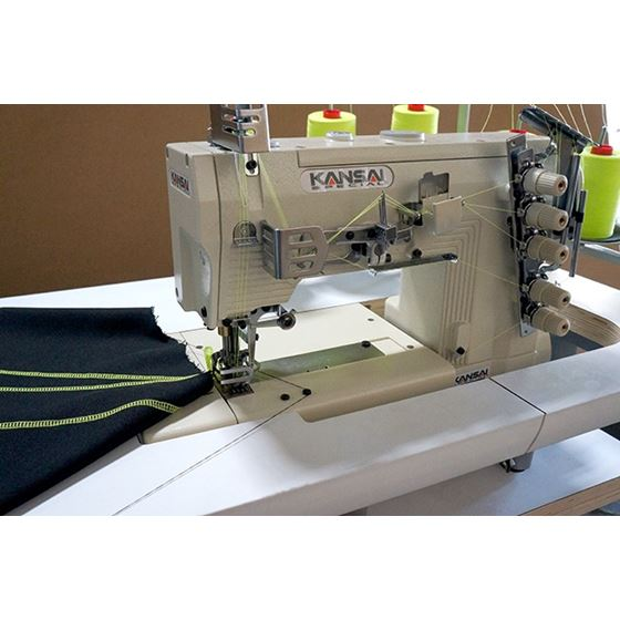 WX-8803D Three Needle Top and Bottom Coverstitch S