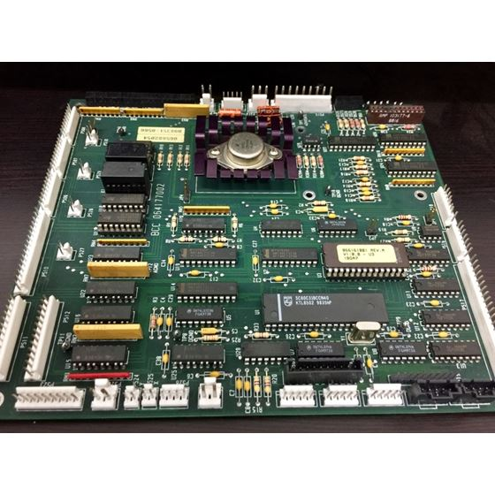 CUTTER PARTS 65682054-PKG PCA BBC BOARD