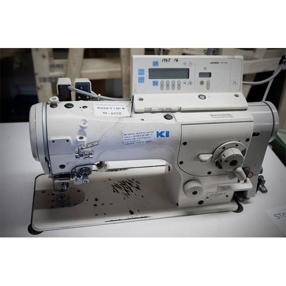 LZ-2280-7 Automatic Zig Zag Industrial Sewing Machine