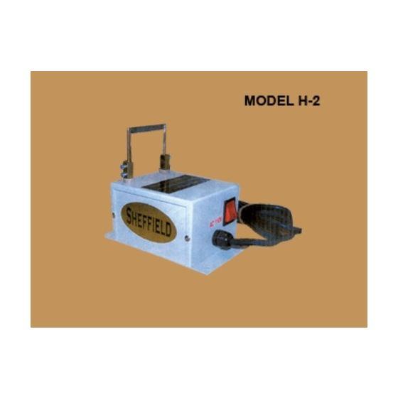 """H-2 2"""" Manual Cutting Machine"""