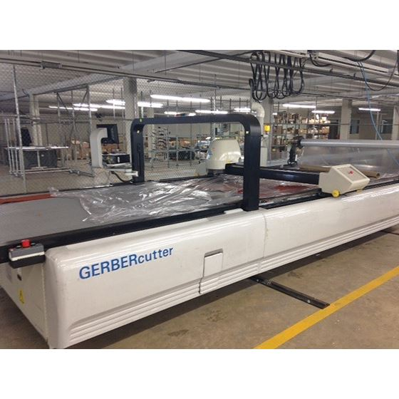 GT5250 Automatic Cutter Automatic Fabric Cutting