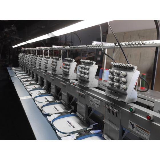 Emboidery Machine NSME-ZN-15/ 15 Head